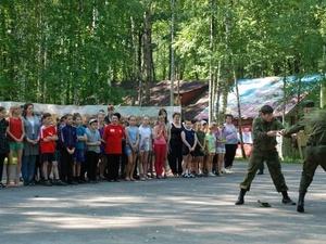 Почти 3000 детей из малообеспеченных семей отдохнули в нижегородских загородных лагерях