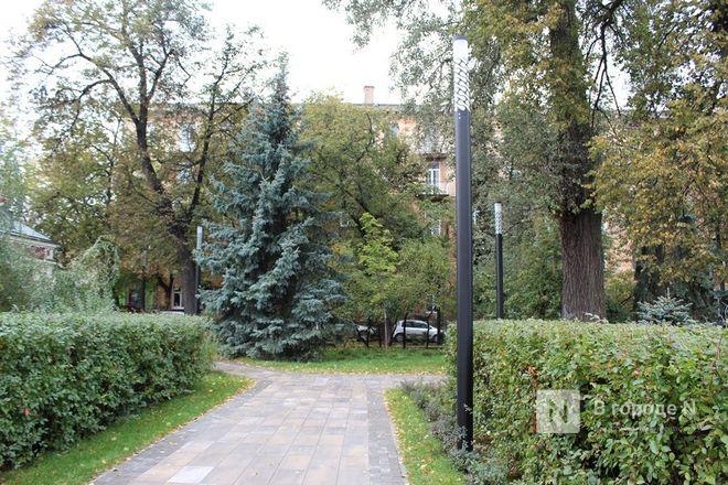 Самолеты, силуэты, яблони: Как преобразился Нижегородский район - фото 62