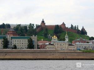 Пешеходный мост появится в нижегородском кремле