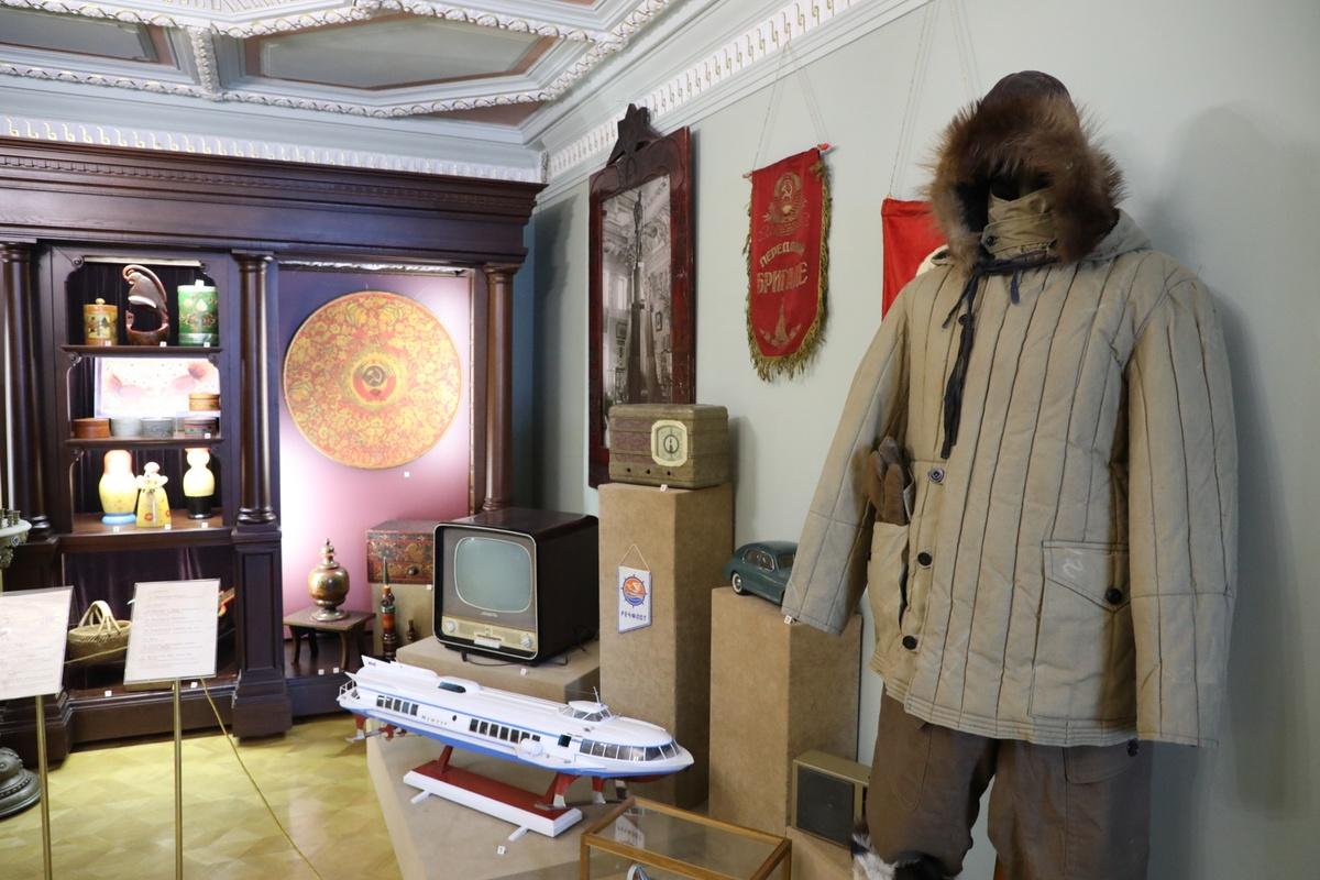 Новая выставка к 125-летию нижегородского музея открылась в Усадьбе Рукавишниковы - фото 1