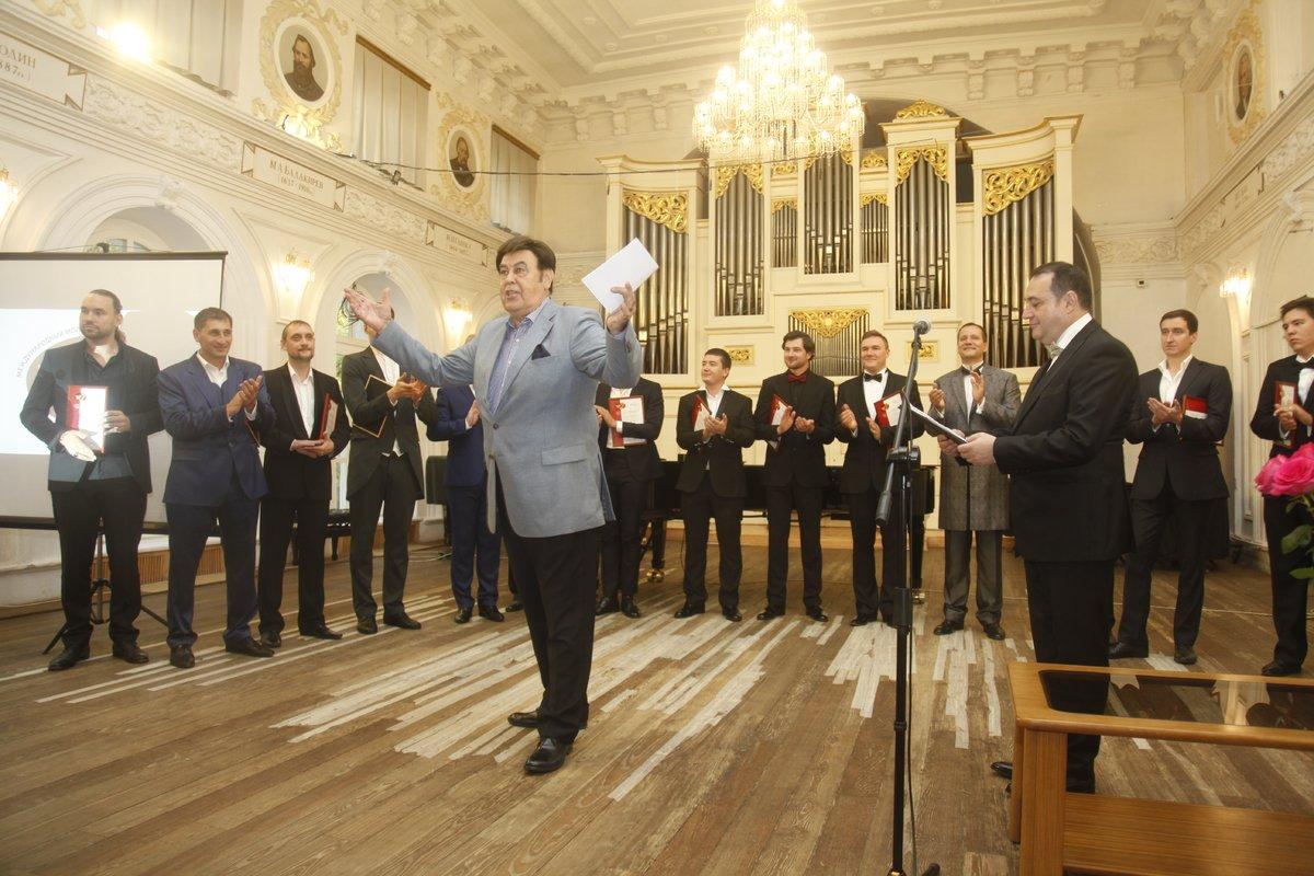 Лев Лещенко назвал имена финалистов конкурса «Русский бас» вНижнем Новгороде