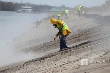 Завершение благоустройства Гребного канала перенесли на конец августа