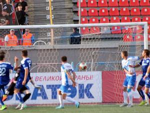 Нижегородский «Олимпиец» сыграл вничью с «Сибирью» на поле соперника