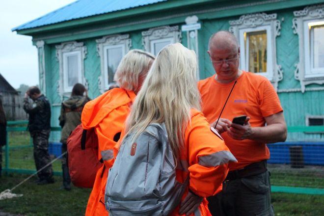 Следы обуви обнаружили поисковики на месте пропажи Зарины Авгоновой в Вознесенском районе - фото 2