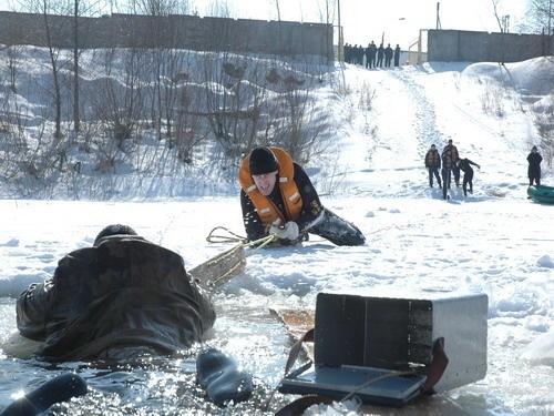 Тела двух мужчин извлекли из водоемов Нижегородской области - фото 1