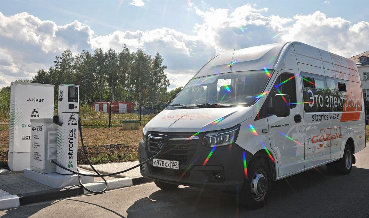 Электробусы GAZelle e-NN начали курсировать в Нижнем Новгороде - фото 2