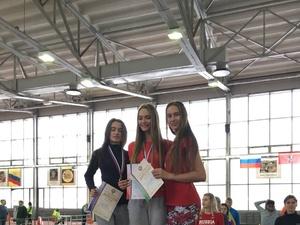 Нижегородка стала бронзовым призером всероссийского турнира по легкой атлетике