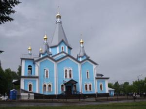 В Нижнем Новгороде освятят новый храм в честь иконы Божией Матери «Взыскание погибших»