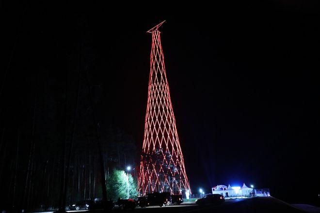 Шуховскую башню в Дзержинске открыли после реконструкции - фото 1