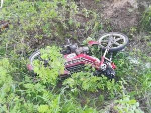 Школьник на мопеде разбился в Володарском районе