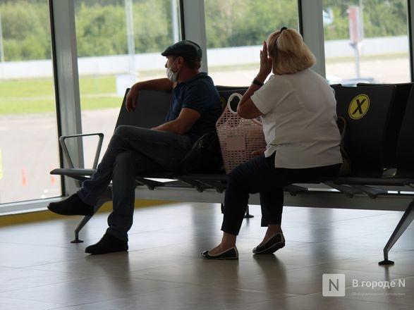 COVID не прилетит: нижегородский аэропорт усилил меры безопасности - фото 38