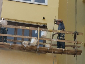 Текущий ремонт домов в Нижнем Новгороде выполнен почти на 10%