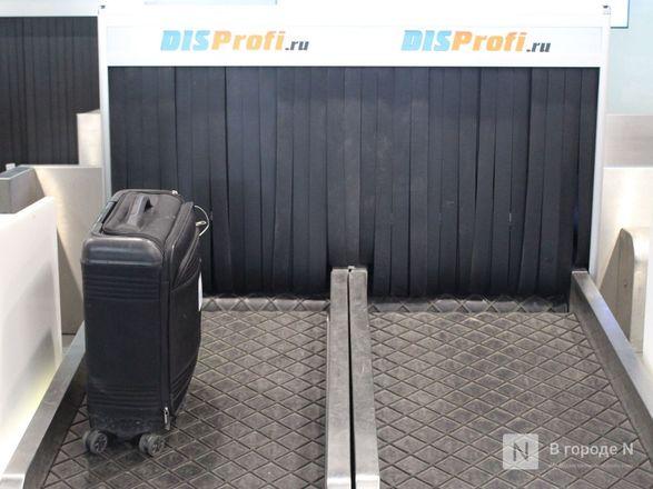 «Антикоронавирусные» кабины для багажа появились в нижегородском аэропорту - фото 8